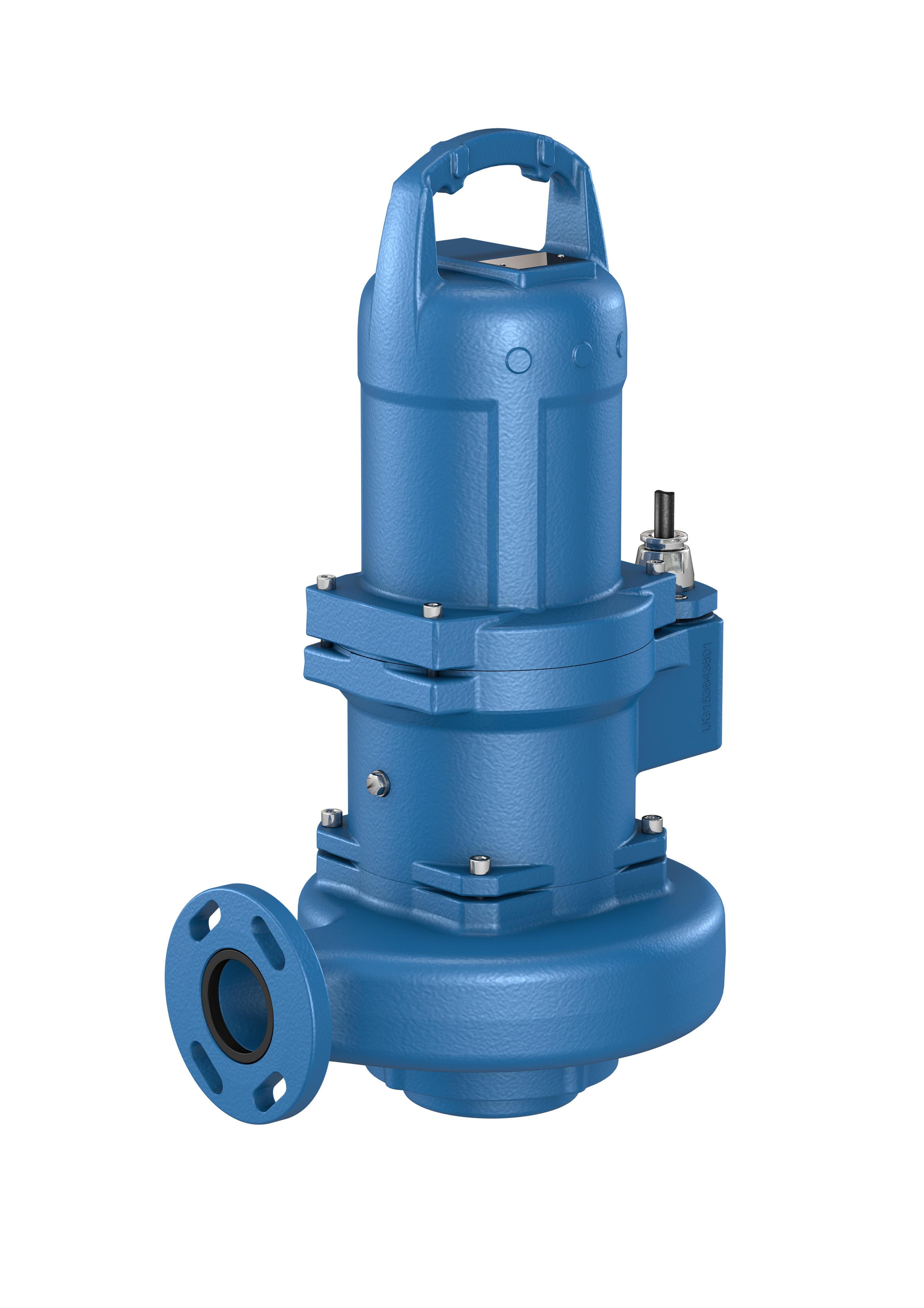 Amarex Krt Submersible Motor Pump Ksb