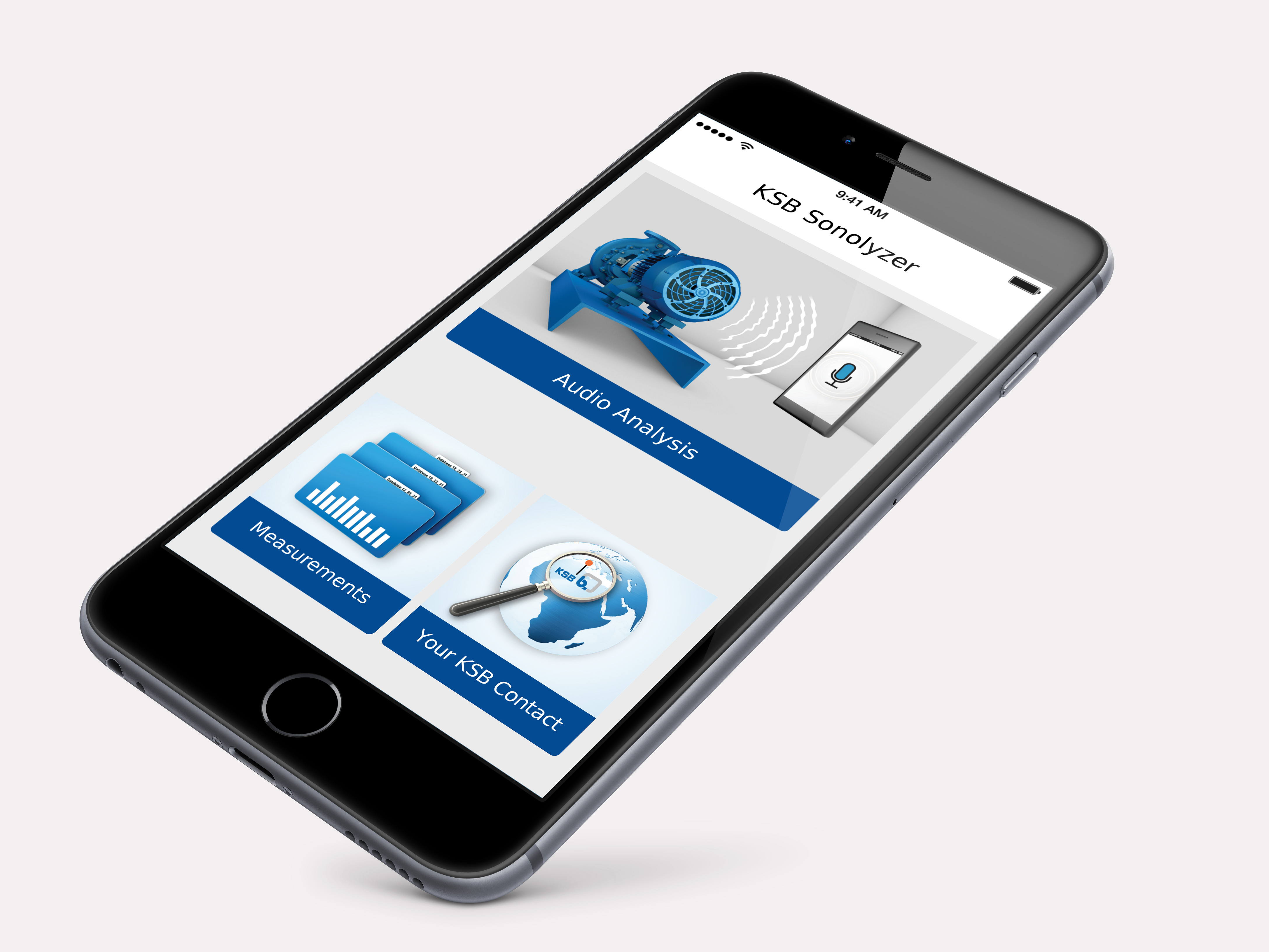 Mobile app brings Industry 4.0 to all pumps / ACHEMA 2015 | KSB