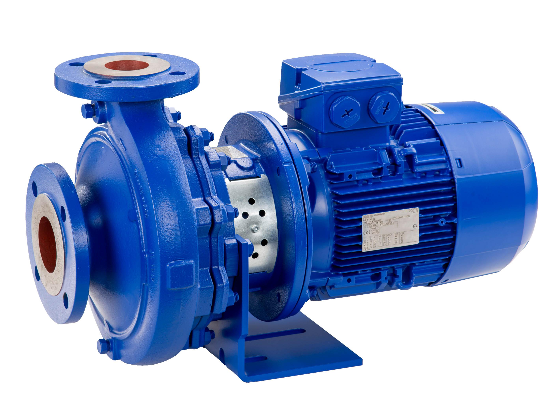 new generation of close coupled pumps ksb