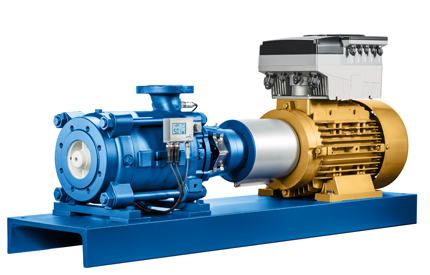 Multitec By Ksb Versatile High Pressure Pump Ksb