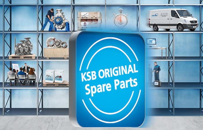 Spare Parts   KSB