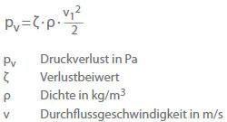 Druckhöhenverluste_Armatur_Formel_4