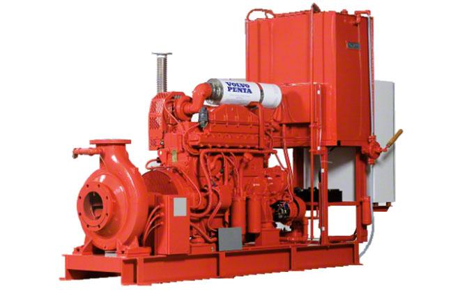 Fire-fighting pump | KSB