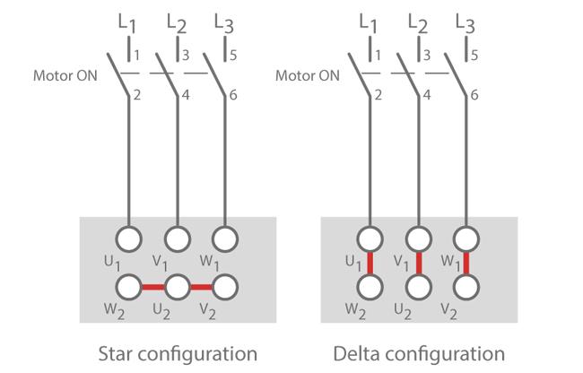 Dol Starter Circuit Wiring Diagram