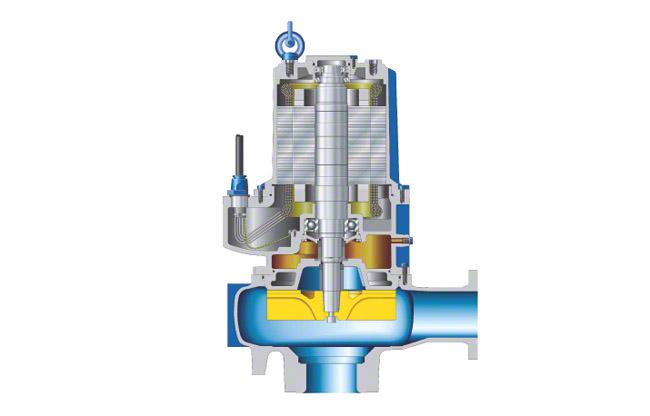 Waste water pump | KSB