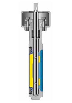 Valve: Double-offset butterfly valve