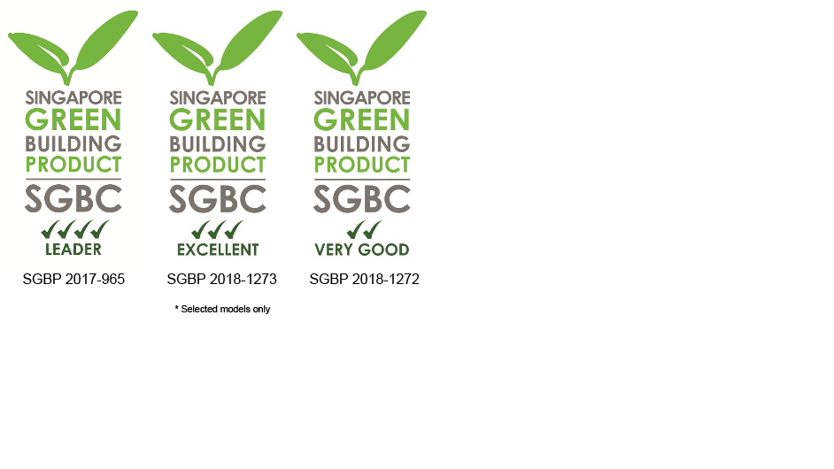 Singapore Green Building Product Certification Ksb