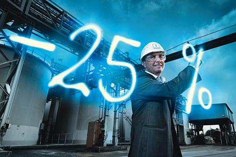 Klaus-Dieter Schwab, Solvay Fluor GmbH