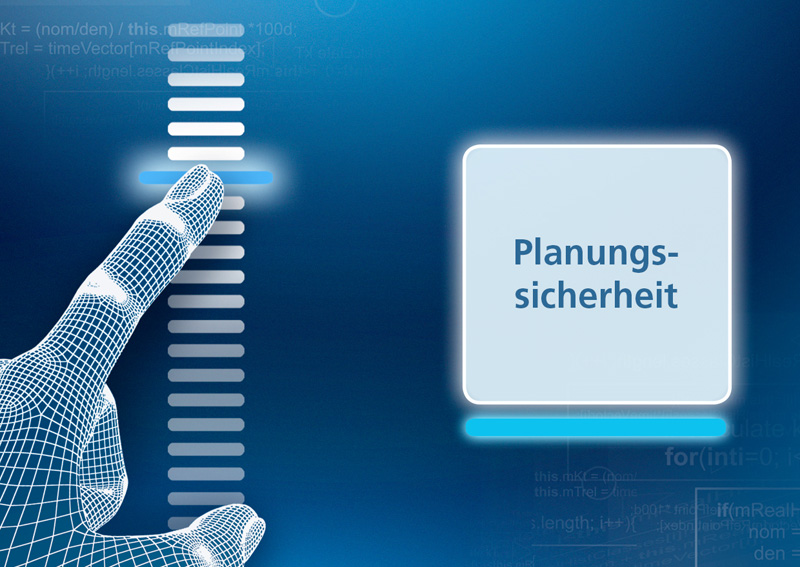 Mehr Planungssicherheit mit Virtual Impeller Trimming