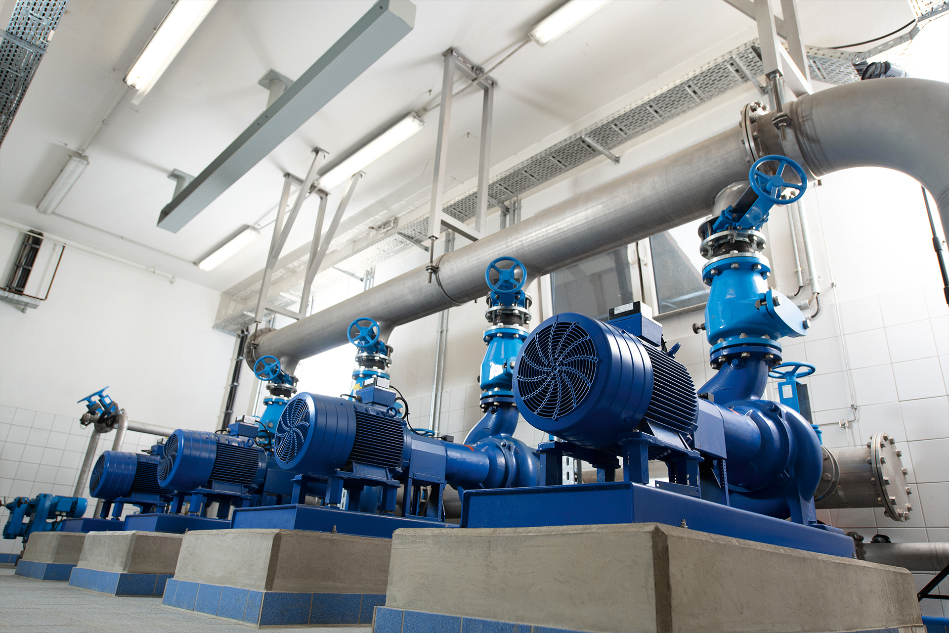 KSB Guard prevents disruption in municipal wastewater disposal
