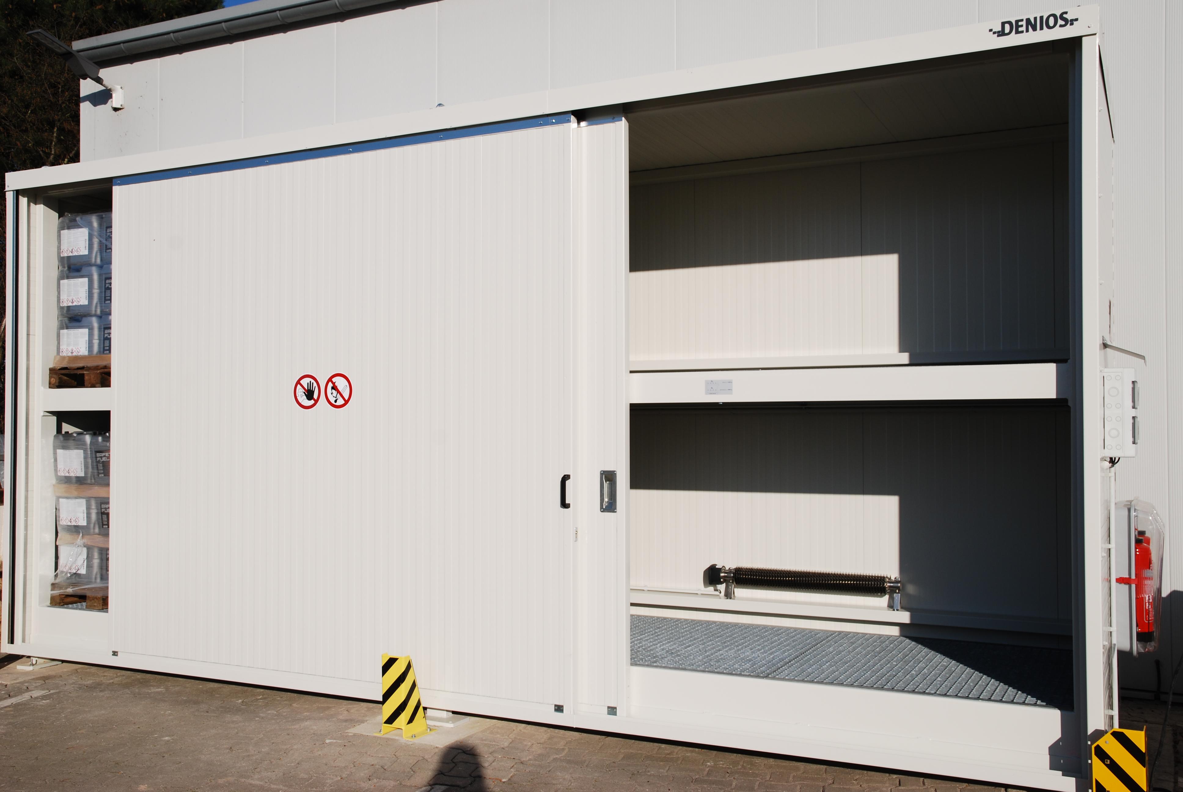 KAGEMA WHG SAFETY Fuel®-Container, klimatisiert
