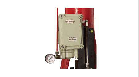 MIL 8013 Electro Pneumatic Positioner | KSB