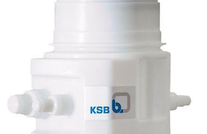 Die KSB Abwasserhebeanlage Ama-Drainer-Box 1 U