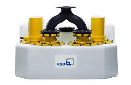 KSB Compacta Abwasserhebeanlage