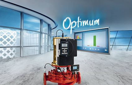 Steigert den Wirkungsgrad der Pumpe: PumpDrive
