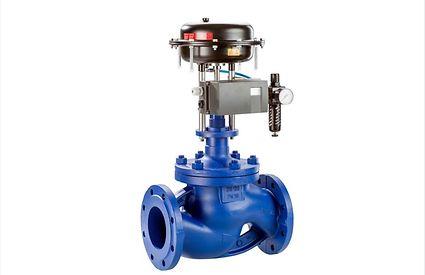 Регулирующий клапан BOA-CVE / CVP H из литой стали