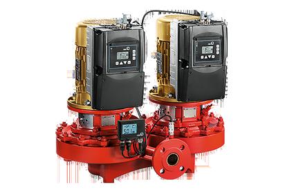 Etaline Z in-line twin pump