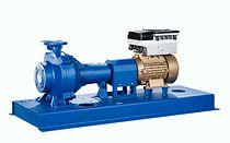 Abwasserpumpe Baureihe Sewatec mit SuPremE-Motor und Pump