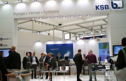 KSB at Husum WindEnergy2012