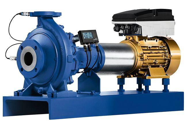 Etanorm from KSB: the efficient standardised water pump | KSB