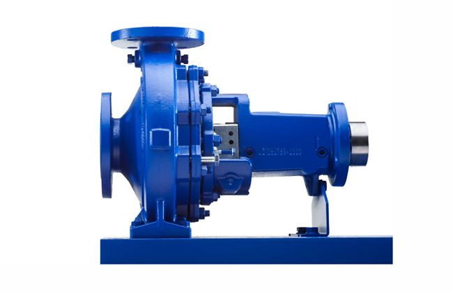 Etanorm From Ksb The Efficient Standardised Water Pump Ksb
