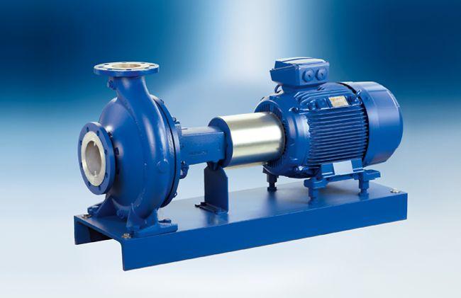 Etanorm From Ksb The Efficient Standardised Water Pump Ksb