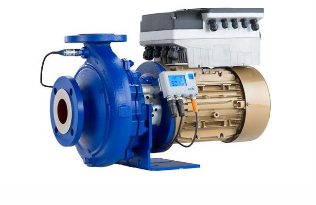 KSB Etabloc: the compact close-coupled pump | KSB
