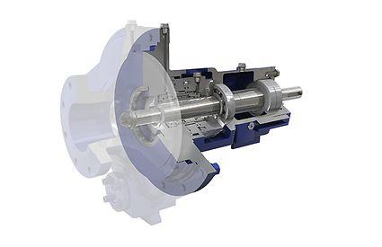 Refinery Pump Cartridge