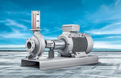 Etanorm SYT pompe à huile thermique