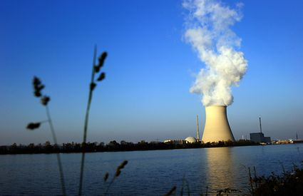Nuclear power plant  ISAR