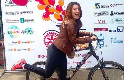Благотворительный велозаезд