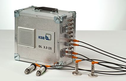 SES System Efficiency Services - Data logger