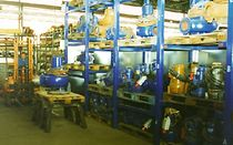 KSB rental pumps