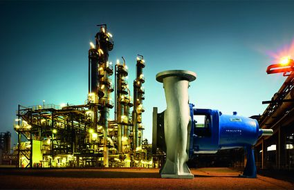 Chemical industry, aggressive fluids, operating reliability