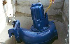 Pump of the Amarex series