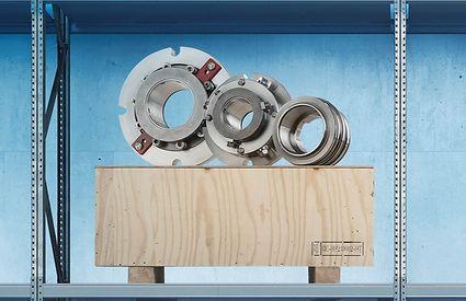 KSB mechanical seals
