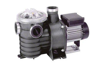 Circulating pump: Self-priming circulating pump made of plastic, for swimming pool filtering systems