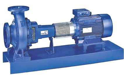 Back pull-out design: Low-pressure centrifugal pump