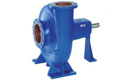 Pump casing: Volute casing pump