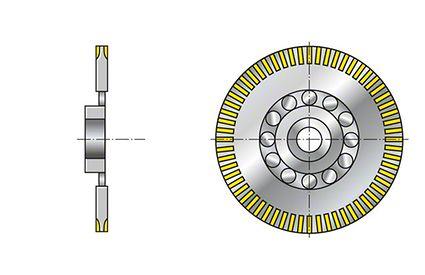 Impeller: Peripheral impeller