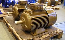 Foto : Produktion des neuen KSB SuPremE-Motors