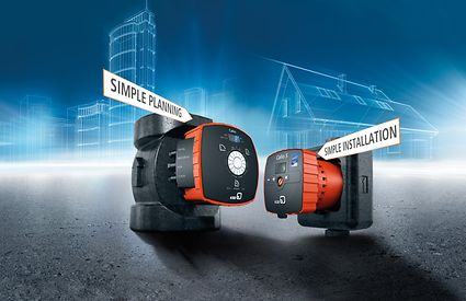 Circulators from KSB: Calio is ideal for complex buildings
