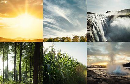 Elemente der Natur