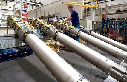 UPA submersible borehole pumps