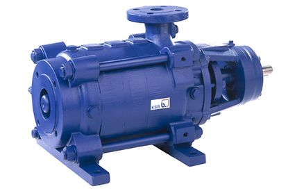 KSB's Multitec pump