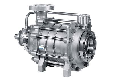 High-pressure pumps  HGM-RO