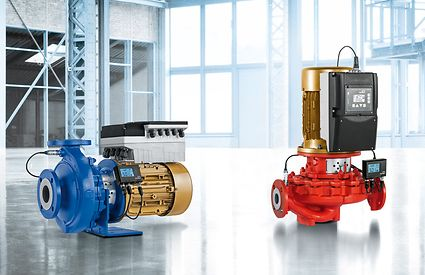 Высокоэффективные циркуляционные насосы для отопления Eta
