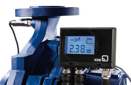 PumpMeter измеряет давление