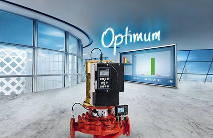 Энергоэффективная эксплуатация в оптимальном режиме: PumpDrive