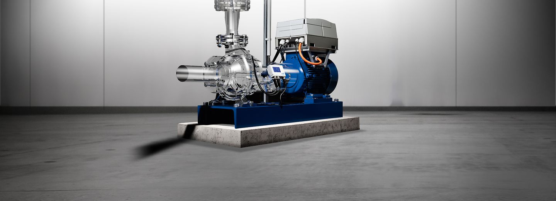 Pumps, Valves and Service | KSB